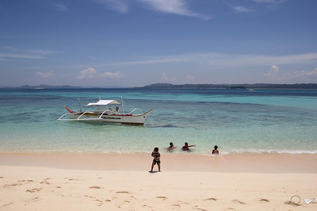 Isla paradisíaca Filipinas