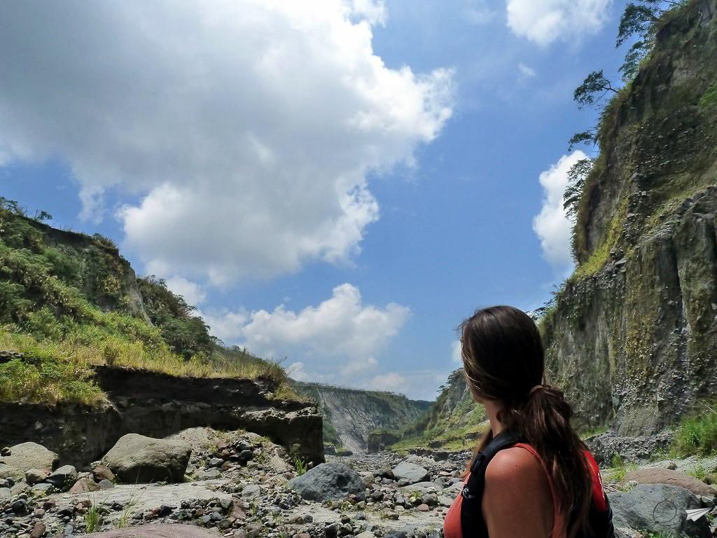 Volcán Pinatubo Filipinas