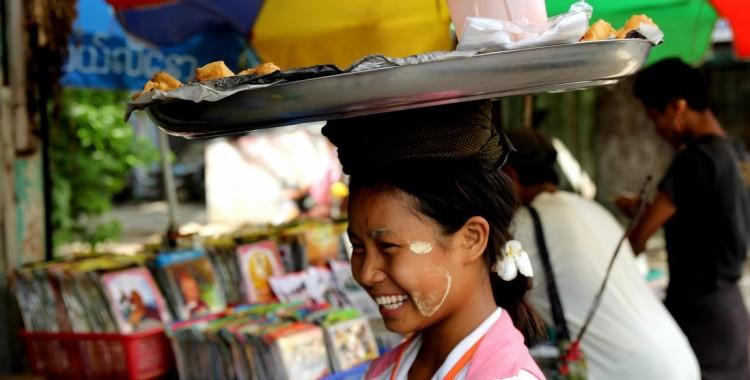 Show me the money: Myanmar