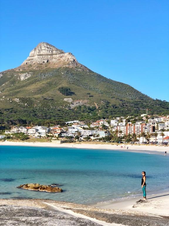 Camps Bay en Ciudad del Cabo