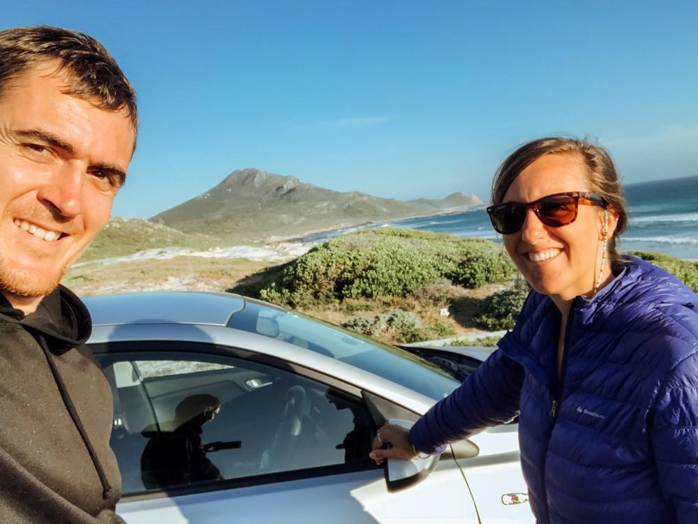 alquilar un coche en Sudáfrica