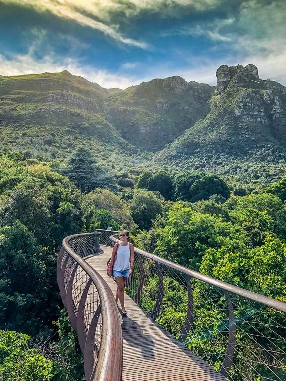 kirstenbosch en Ciudad del Cabo