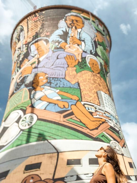 torres Orlando en Soweto