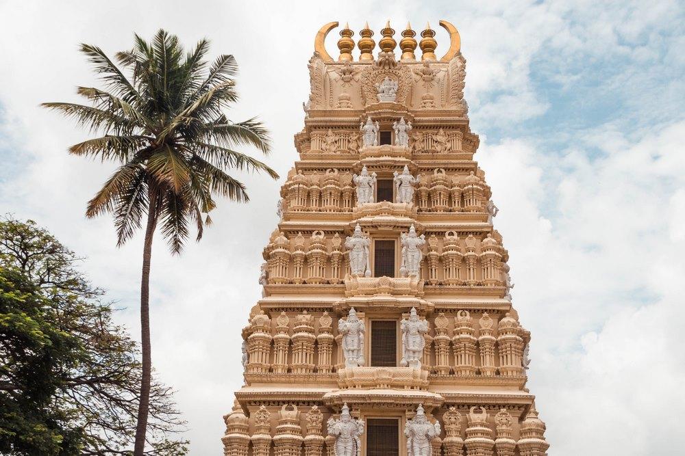 templos típicos sur de India