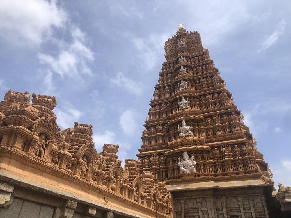 Nanjagud temple desde Mysore