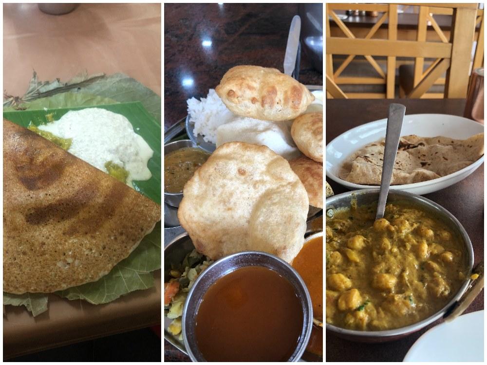 restaurantes de Mysore