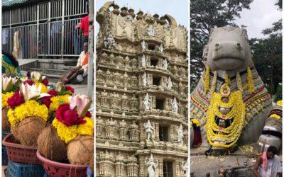 Mysore: de cuando me fui a practicar yoga a India sola