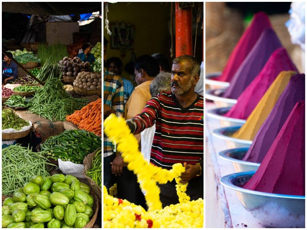 devaraja market que ver en mysore