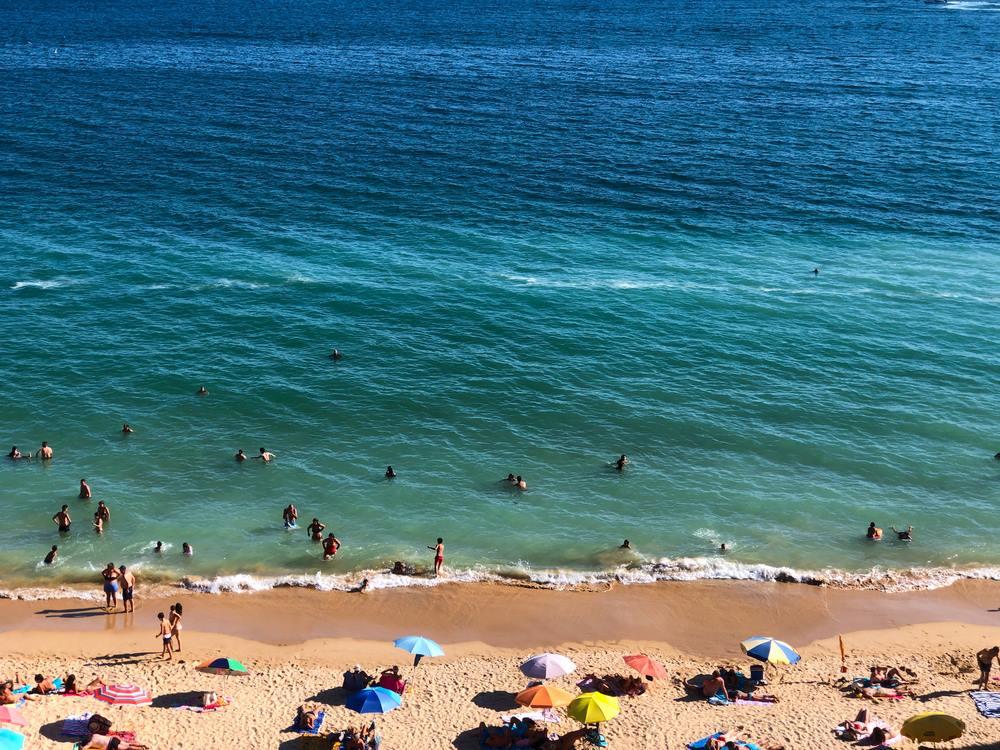 consejos para visitar playas del algarve