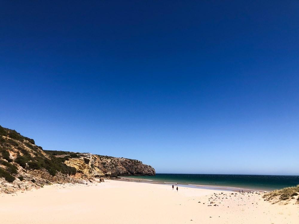 playas del algarve zavial