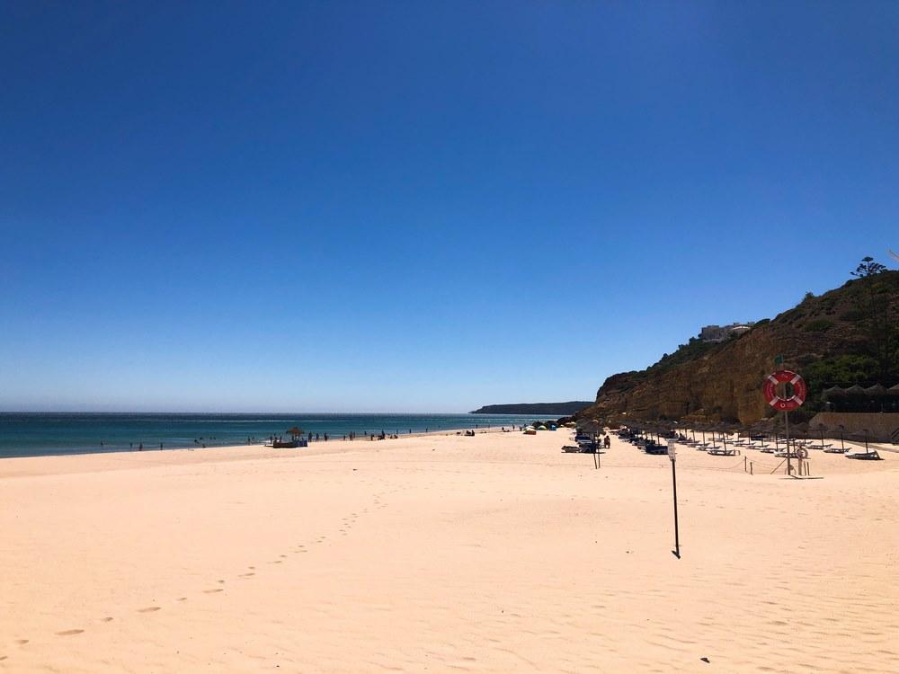 playa salema portugal