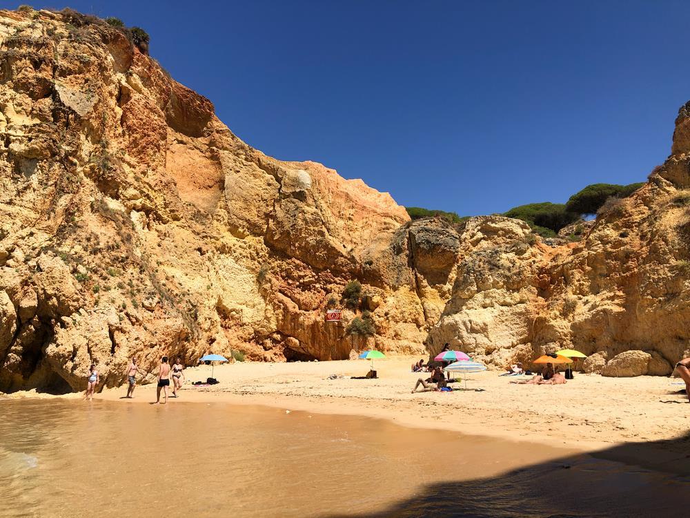 playa algarve joao de arens