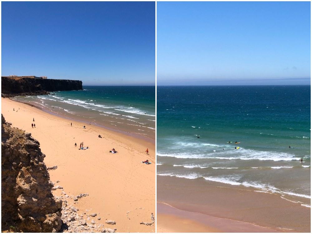 playas algarve surf tonel