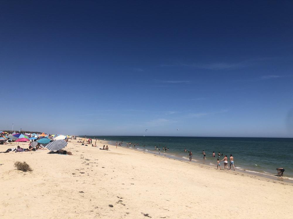 playa algarve fuseta