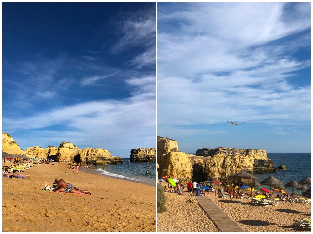 playa do castelo portugal